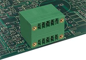 EUROCLAMP freut sich, die neue Serie von Steckdosen 2 Ebenen PDVxx-3.5 / 3.81 präsentieren zu können