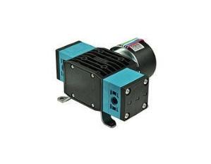 Chemikalienpumpe / mit bürstenlosem Gleichstrommotor / Membran / kompakt