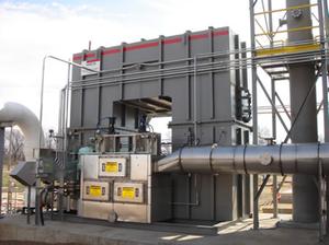 oxidationsanlage