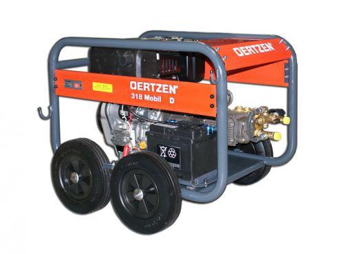 Kaltwasser Reiniger Diesel Mobil Hochdruck 318 Mobil D Von