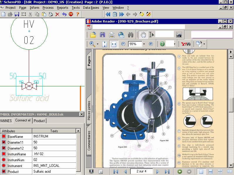 Schaltplan-Software - SchemPID - FTZ INFORMATIQUE
