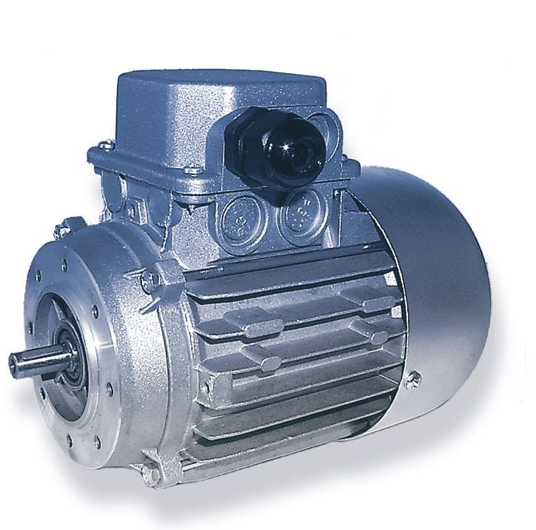 AC-Motor / 3-Phasen / universell / 12V - Technische Antriebselemente ...