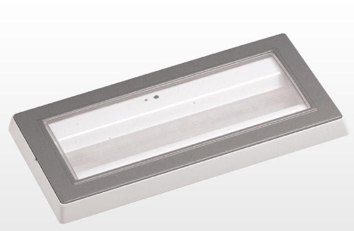 Plafoniere Ip65 Led : Notbeleuchtung led für lagerhallen oberflächenaufbau