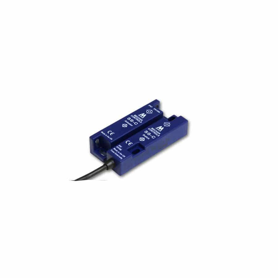 Schalter / Sensor Technologie / einpolig / elektrische Sicherheit ...