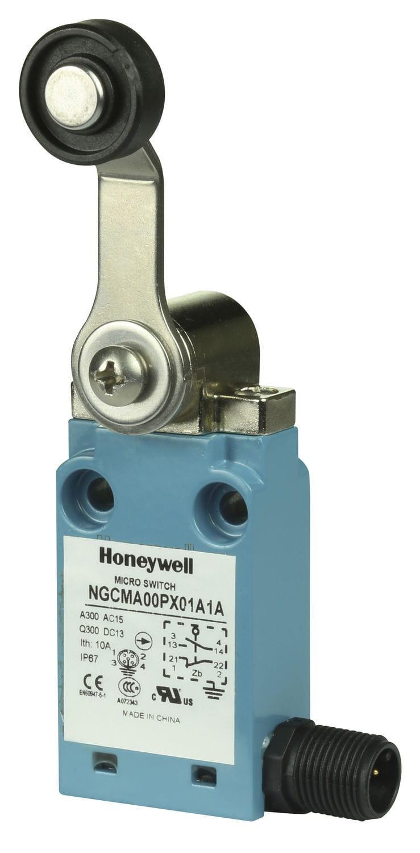 Miniatur-Endschalter / IP67 / verstellbar - MICRO SWITCH - NGC ...
