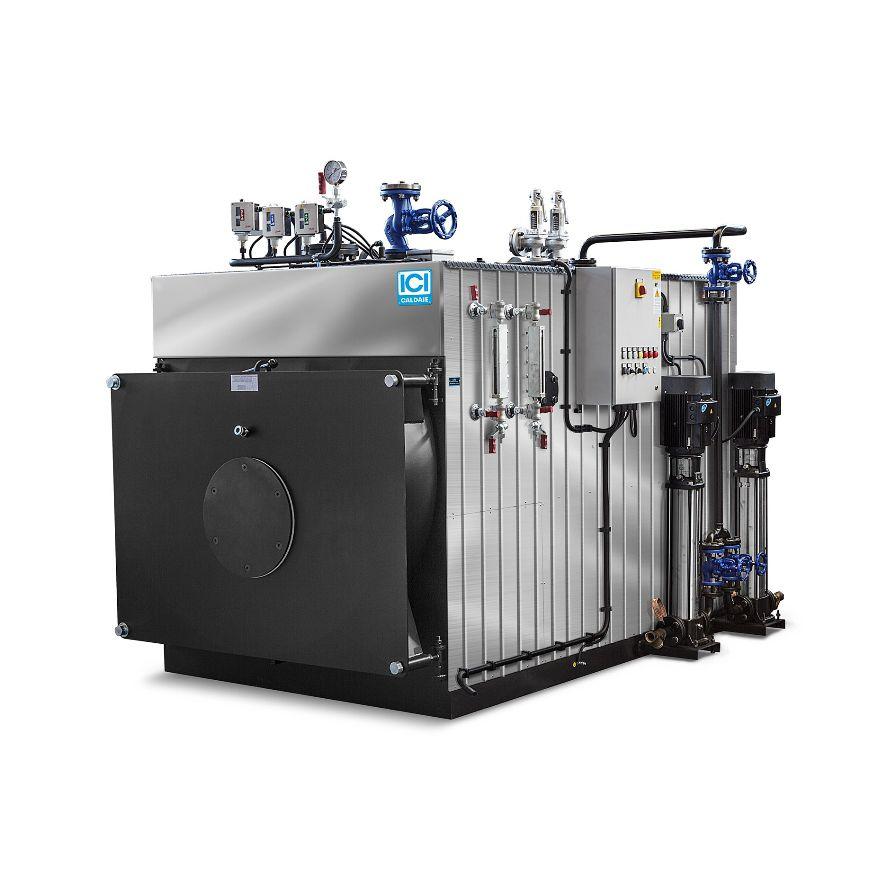 Dampfkessel / Gas / Flammrohr / Hochdruck - SIXEN series - ICI ...