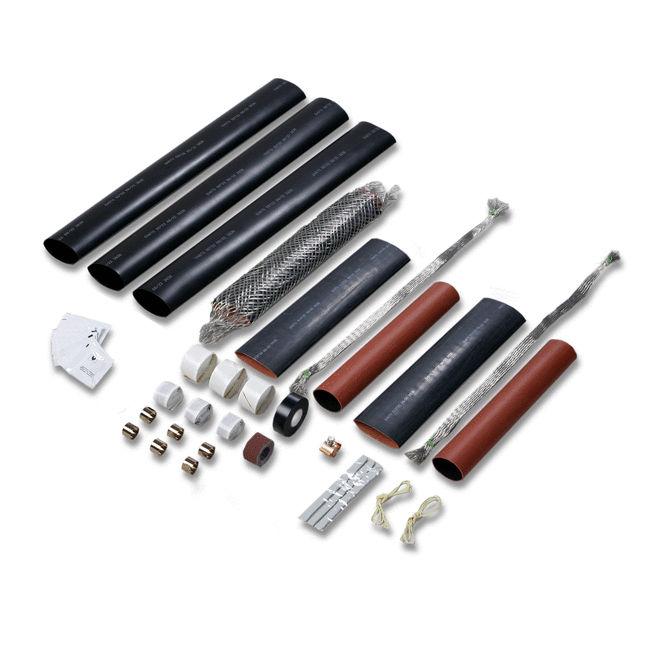 Kabelgarnitur mit Epoxid-Gießharz / Mittelspannung / für Kabel - ENSTO