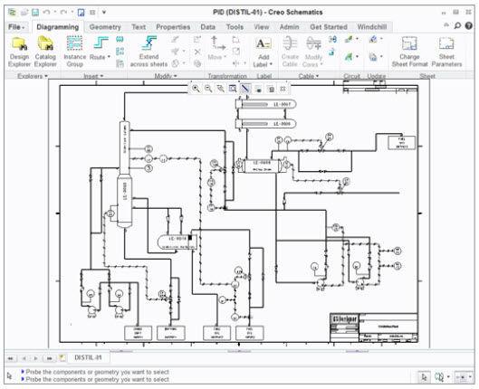 Schaltplan-Software / CAD / 2D-3D - Creo Schematics - PTC - Videos