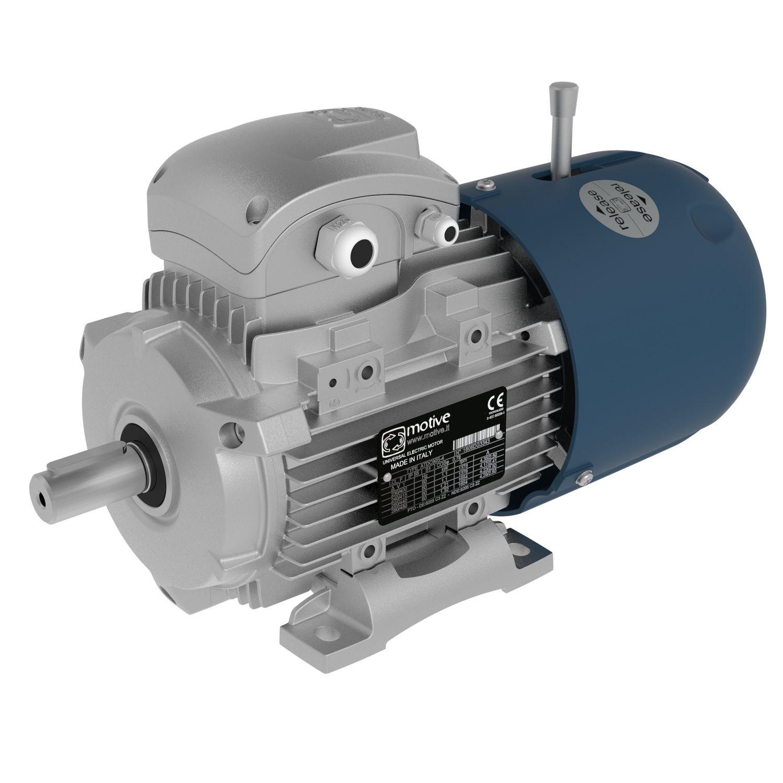 AC-Motor / Asynchron / 230V / 400V - Delphi AT series - MOTIVE - Videos