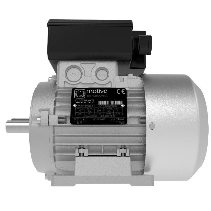 AC-Motor / einphasig / 230V / IP55 - MONO - MOTIVE