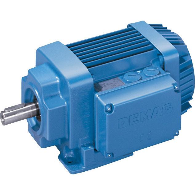 AC-Motor / 3-Phasen / Asynchron / 4-polige - Z series - Demag Cranes ...