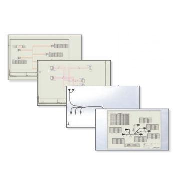 Management-Software / Schaltplan / CAD für Elektroprojektierung ...