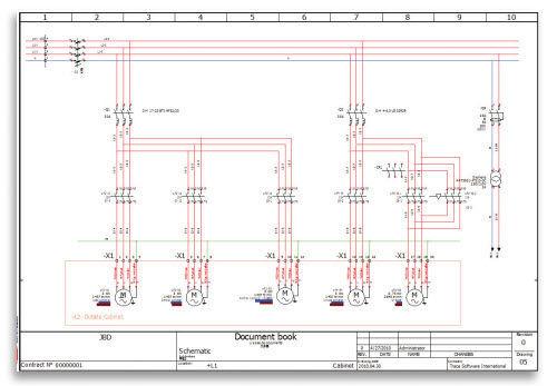 Schaltplan-Software / CAD für Elektroprojektierung / 3D / Echtzeit ...