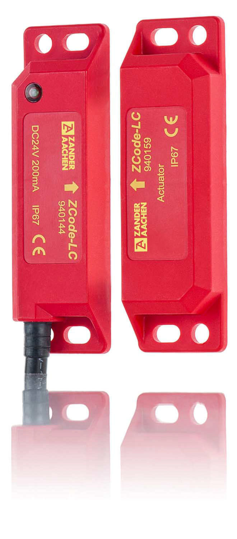 Einpoliger Schalter / Codier / Magnet / Sicherheit - max. 1 Hz, 24 ...