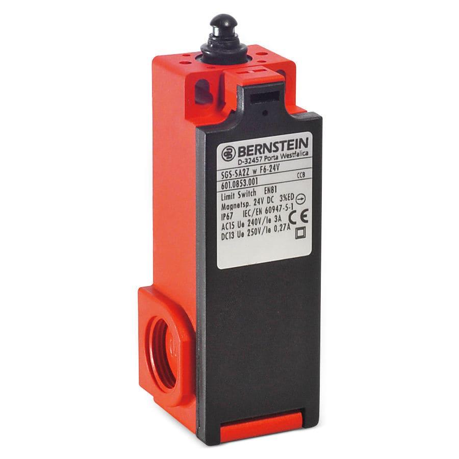 Sicherheitsschalter / zweipolig / Tür / robust - SGS series ...