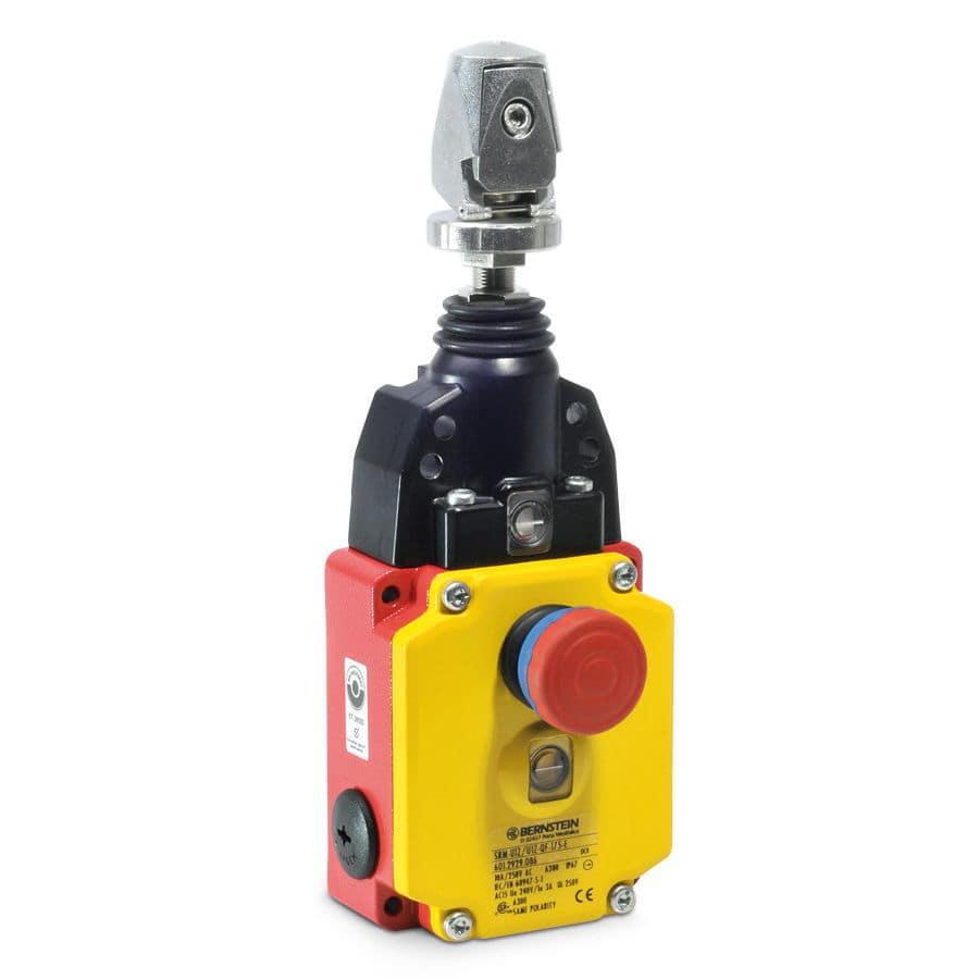 AS-Interface-Schalter / Seilzug / einpolig / Metall - AS-i SRM ...