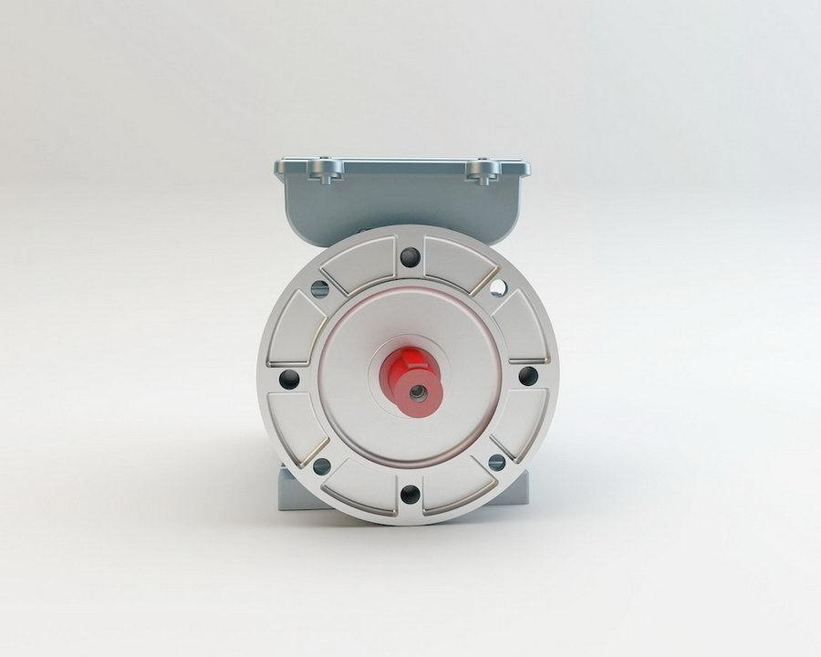 AC-Motor / einphasig / Asynchron / 220V - VM71 - Volt Elektrik Motor