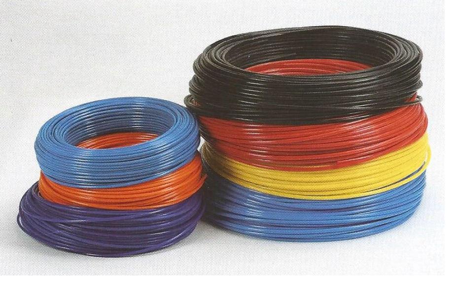 Schlauch für Luft / chemisch / Glasfaser / flexibel - PA 12 PHL ...
