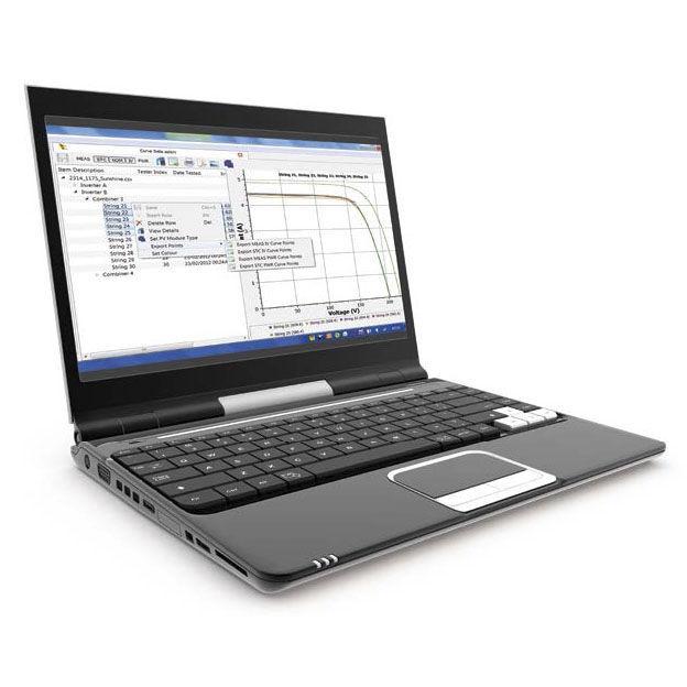 Test-Software / Kontroll- / Inspektion / zum Datenexport - SolarCert ...