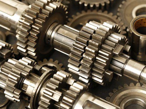 Aluminium Strahlen Mittelgrosse Serien Kleinserien Industrie