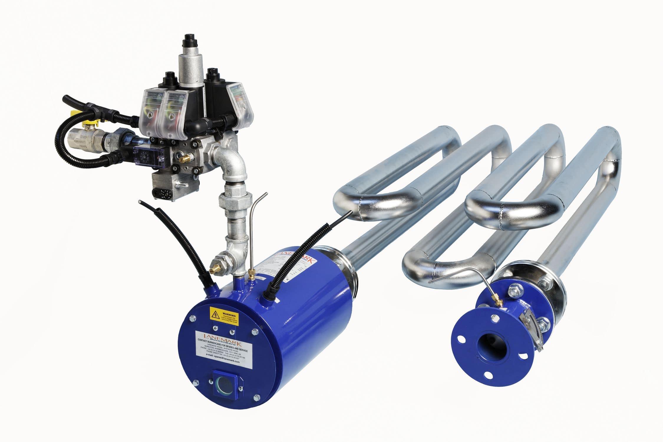 Gasbrenner / Strahlrohr - TX Series - LANEMARK COMBUSTION ...