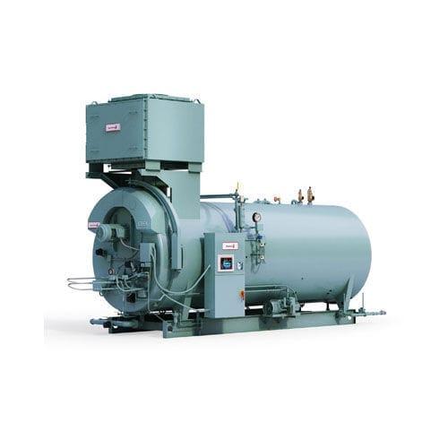 Dampfkessel / Warmwasser / Heizöl / Erdgas - CBEX Elite - Cleaver ...
