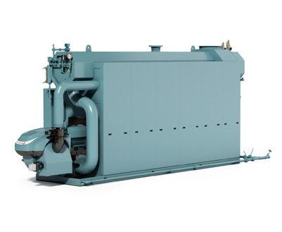 Dampfkessel / Erdgas / Wasserrohr - FLX - Cleaver-Brooks