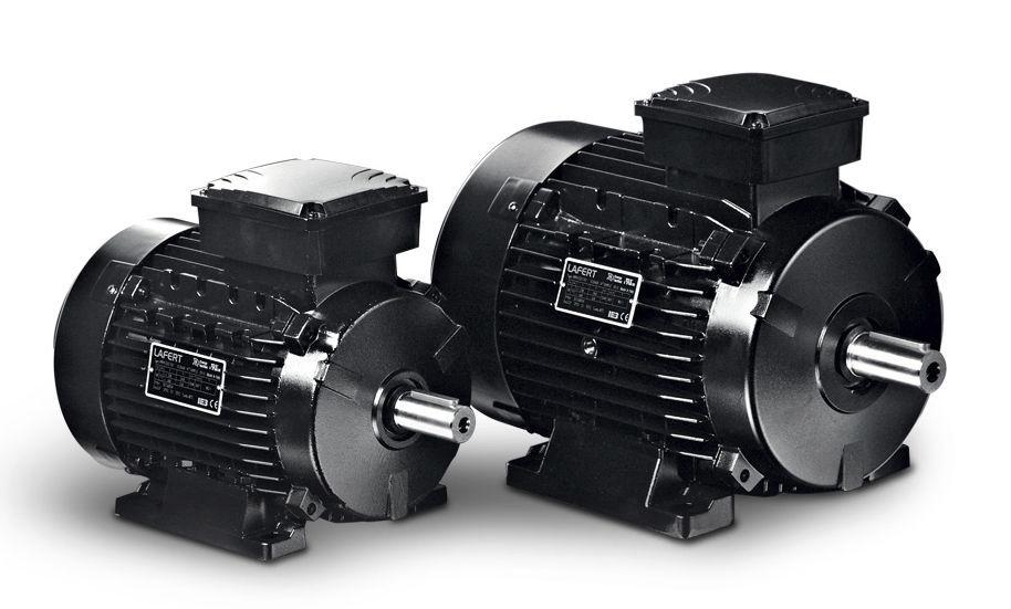 3-Phasen-Motor / 400V / 460 V / wartungsfrei - AMPE / AMPH series ...