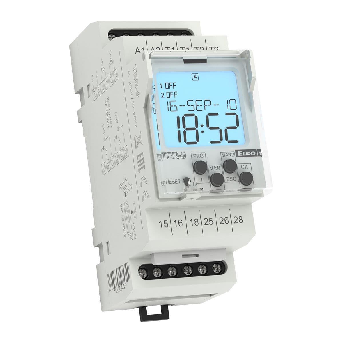 Verstellbares Thermostat Elektronisch Digital Fur Kalt Und