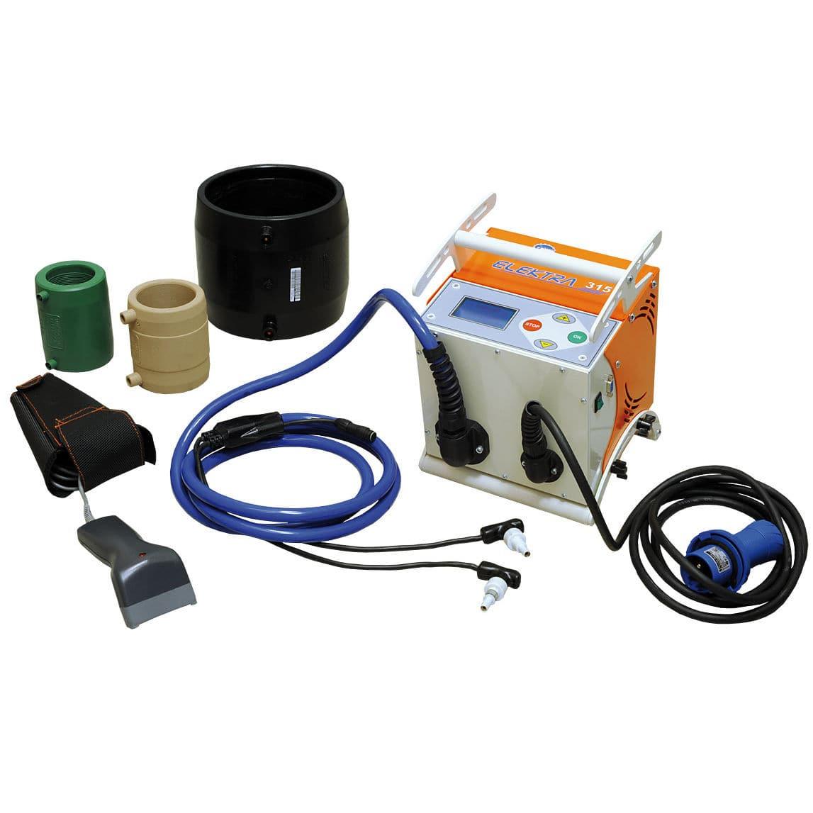 elektro-schweißgerät / einphasig - elektra 315 - ritmo s.p.a.