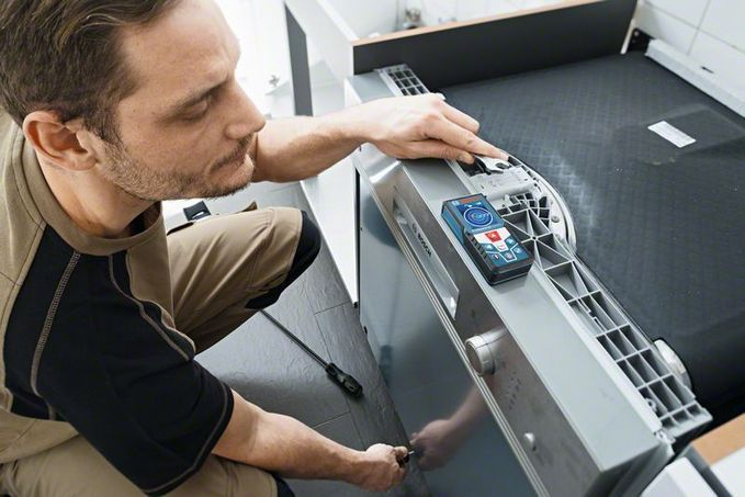 Laser entfernungsmesser tragbar glm c professional robert