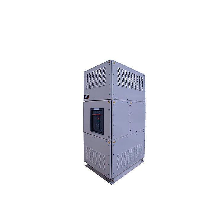 3-Phasen-Schaltanlage / Niederspannung / redundante - Caterpillar ...
