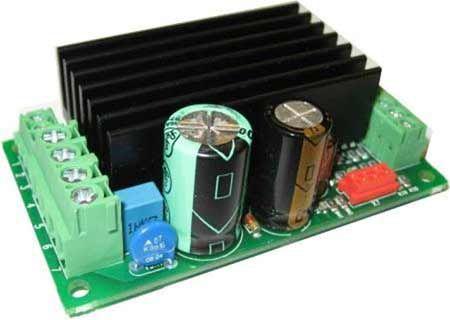 DC-Drehzahlregler - EM-241A/B - Electromen
