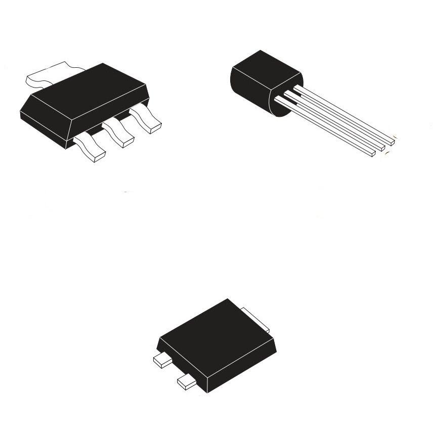 Einpoliger Schalter / statisch / elektromechanisch / IC - ACS™, ACST ...