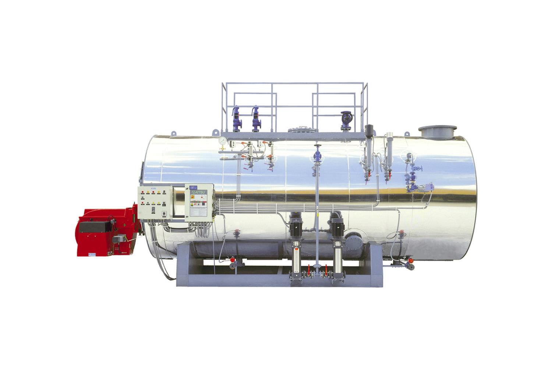 Dampfkessel / Heizöl / Biogas / Erdgas - HH Series - ATTSU TERMICA ...