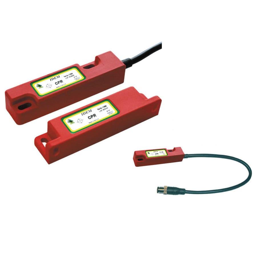 Einpoliger Schalter / Sicherheit / kontaktlos / Magnet - CPR - Idem ...