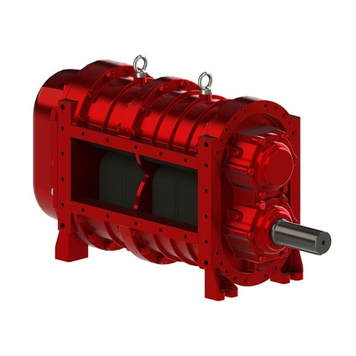 selbstansaugende pumpe / wasser / schlamm / mit hydraulikmotor - br