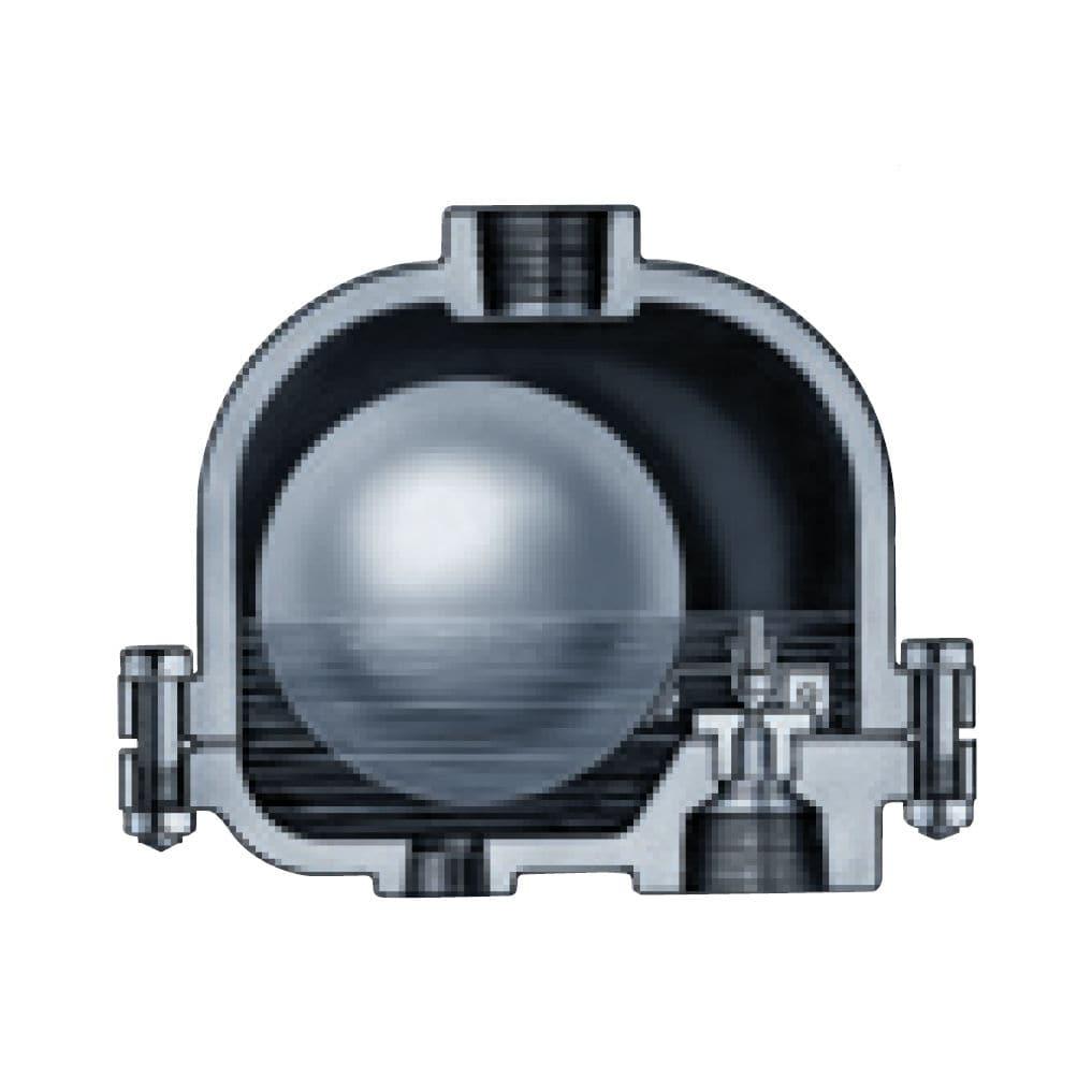 Abscheider und Ableiter - AC series - Eaton Filtration