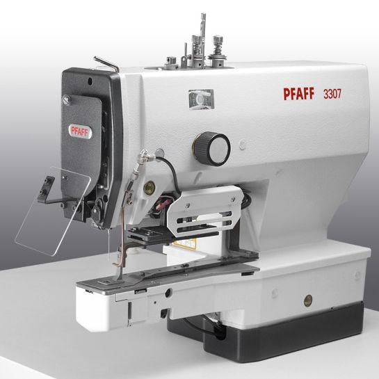 Muster-Nähmaschine / Knopf / elektronisch / Gewebe - PFAFF 3307 -4 ...
