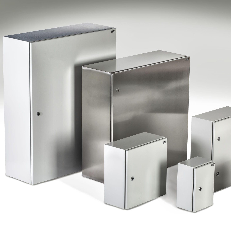 elektrischer schrank f r wandmontage einzelt r edelstahl atex steel wall mounting. Black Bedroom Furniture Sets. Home Design Ideas