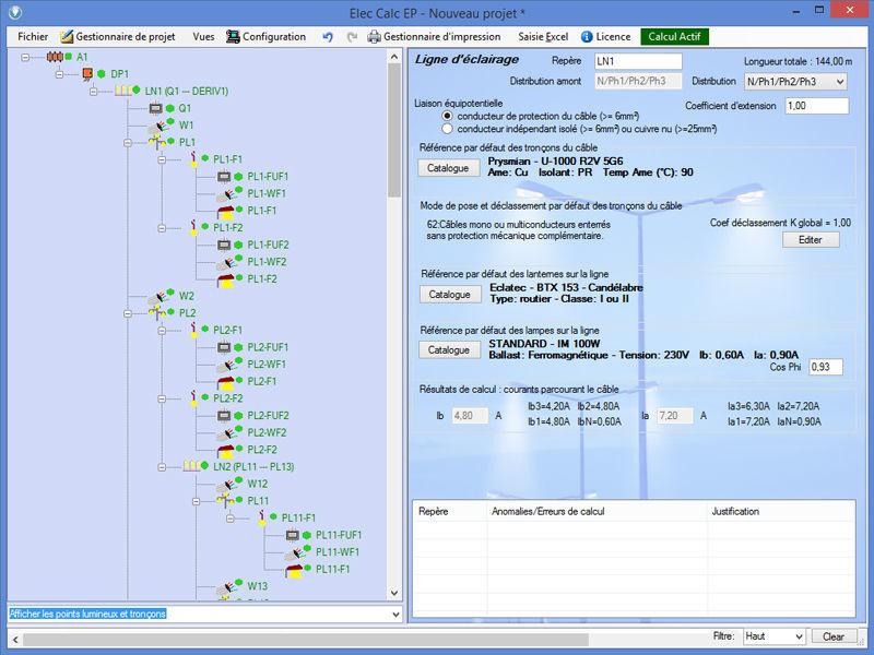 Software für Projektentwicklung / Engineering / Elektrische ...