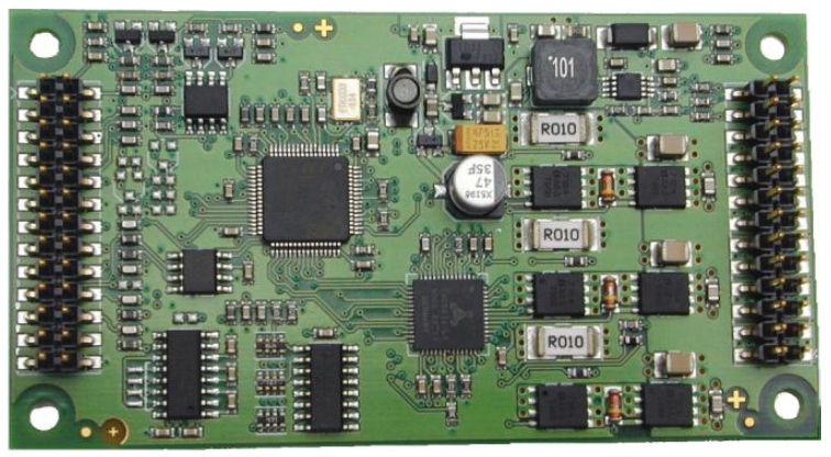 DC-Stromrichter / 3-Phasen / Motor - 10 A, 48 V   TMCM-1630 ...