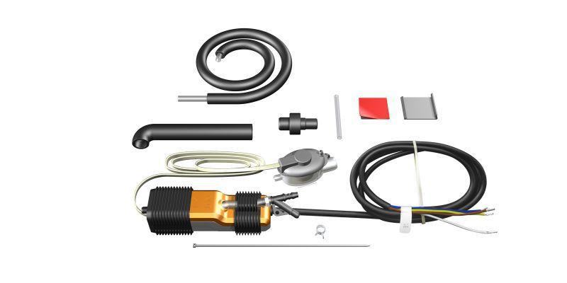 Kondensatpumpe / elektrisch / Kolben / für Klimaanlage - SI20UL01UN ...