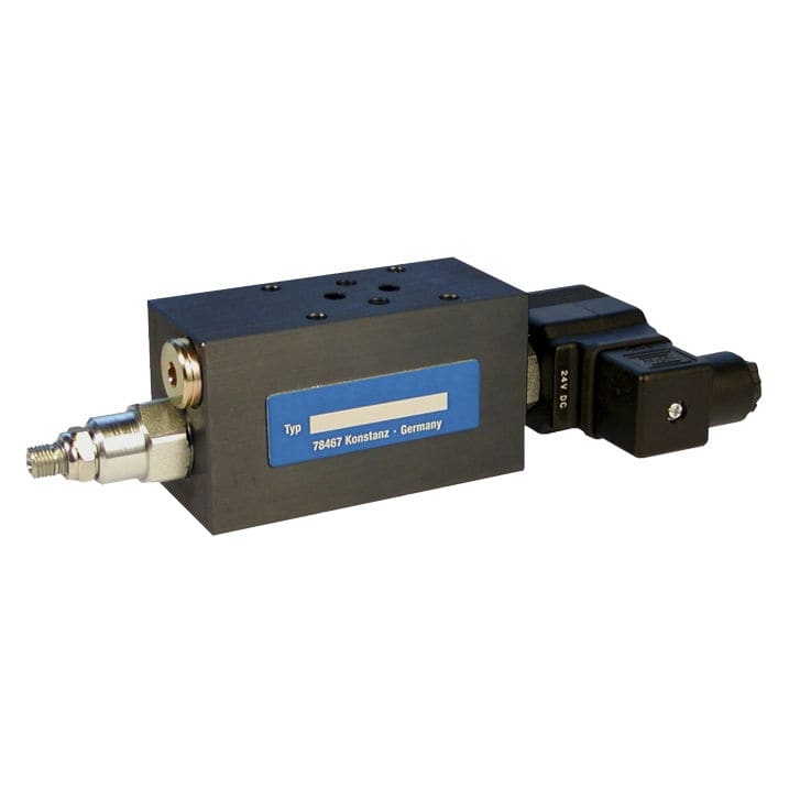 Magnetventil mit Schaltfunktion / direktgesteuert / 2/2-Wege / NO ...