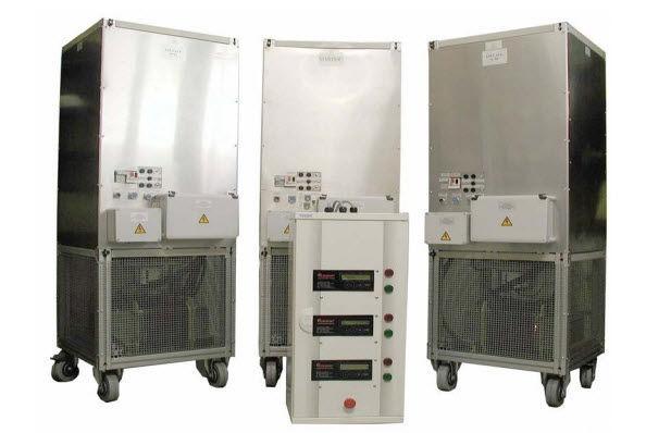 Mobiler Lastbank / AC / Test / 3-Phasen - ET1524 - COUDOINT S.A.S.