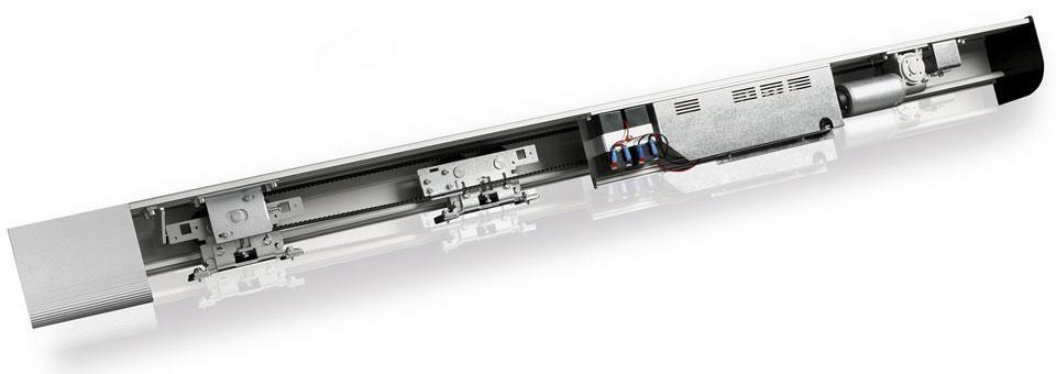 Schiebetür Elektrisch linearantrieb elektrisch für schiebetore winny quiko italy