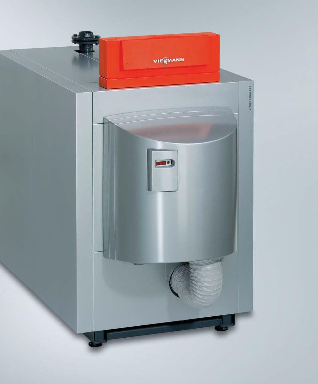 Warmwasserkessel / Gas / auf Kondensationsbasis - Vitocrossal 300 ...