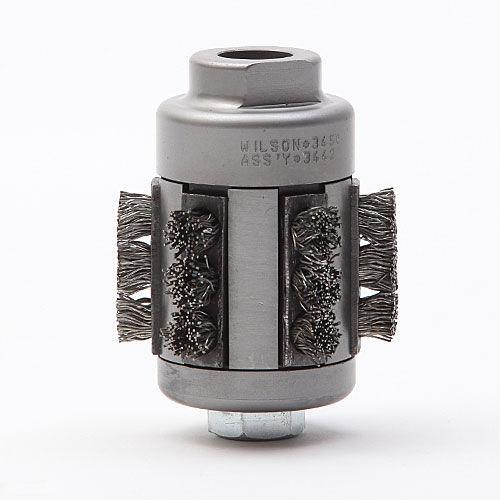 Zylinderformige Burste Reinigung Metall O 5 8 6 1 2