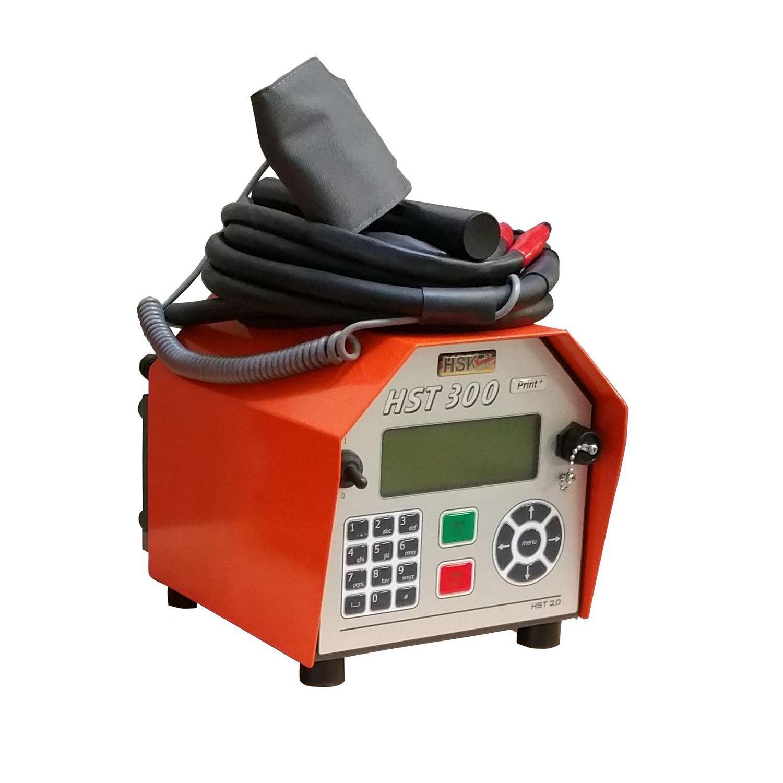elektro-schweißgerät - hst300 - hsk kunststoff schweißtechnik gmbh