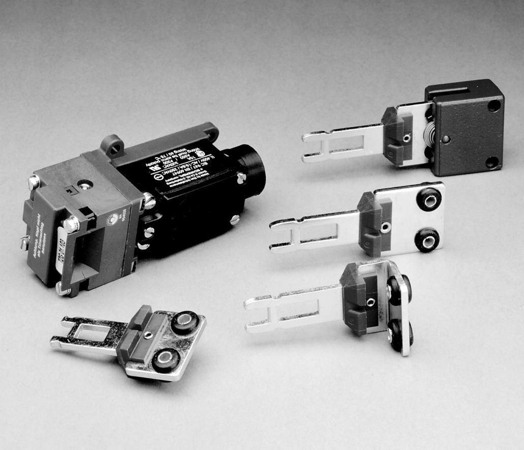 Mehrpoliger Schalter / Thermoplast / mit getrenntem Betätiger ...